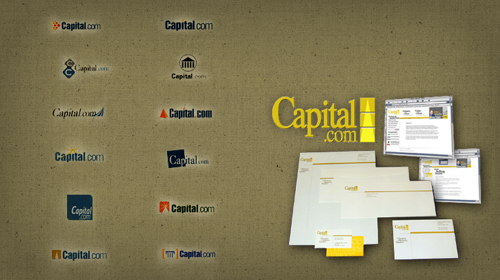 Capital.com - logo ideas