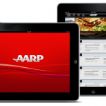 AARP iPad Concepts