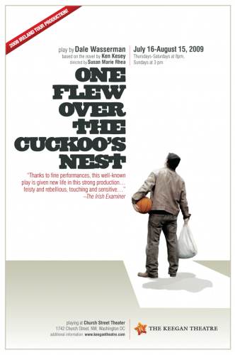 One Flew Over the Cuckoo's Nest - poster