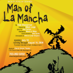 Keegan Theatre's production of Man of La Mancha ~2008