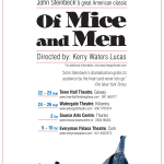 Keegan Theatre's Of Mice and Men ~2009