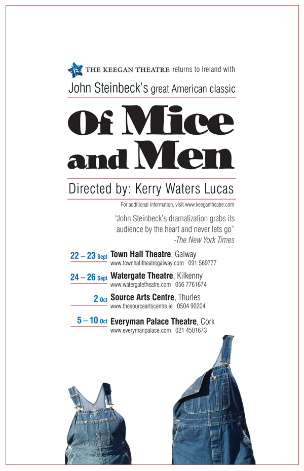 Of Mice and Men - poster