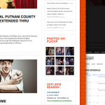 Keegan Theatre Website Redesign